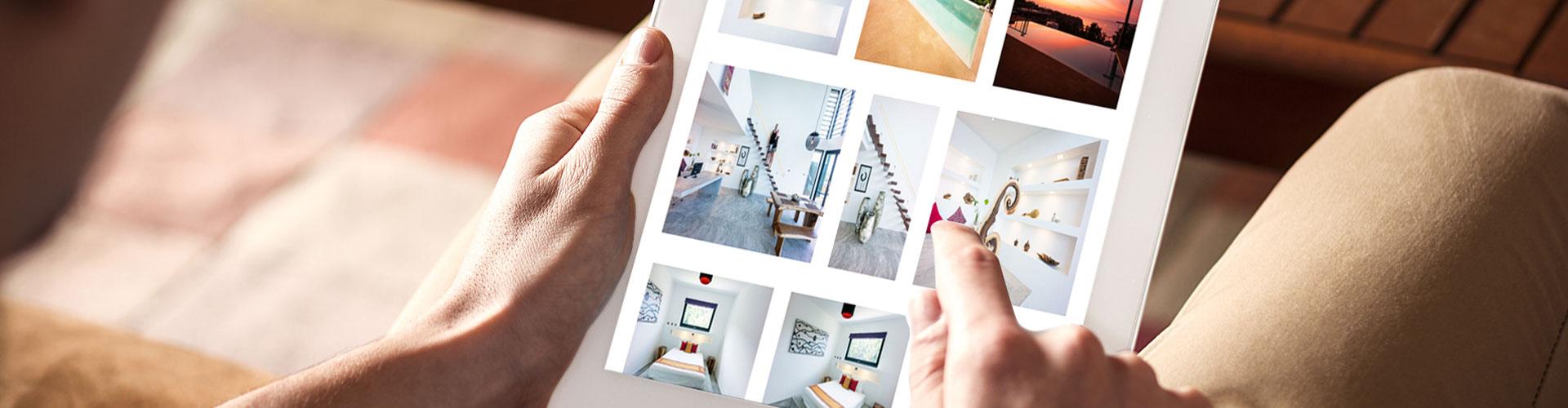 Holiday homes website design kent