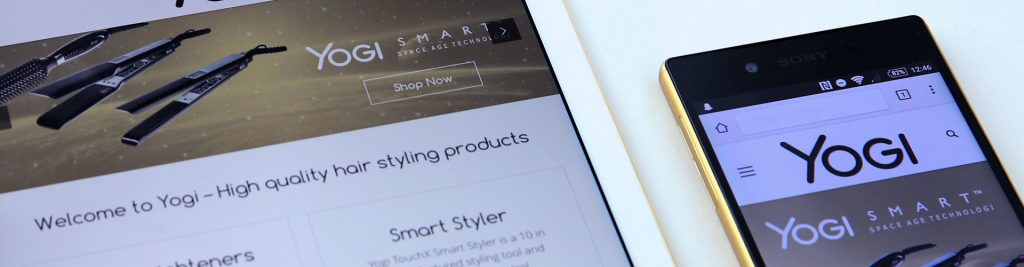 Hair styling websites