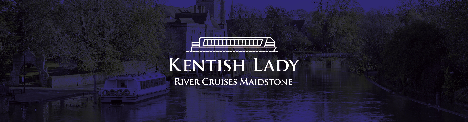 Popi Logo design for Kentish Lady River Cruises